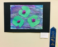 Katrina Holmes - 1st Grade, Pleasantview Elementary (Youth Division: Kindergarten to 2nd Grade - 1st Place)