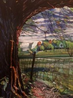 Shady Tunnel by Amy Hermann (Adult Division - Honorable Mention)